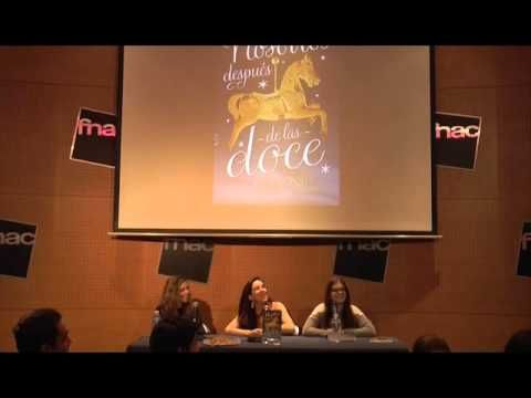 Presentación de 'Nosotros después de las doce' de Laia Soler - YouTube