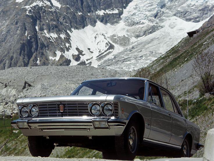 1969–76 Fiat 130 Berlina