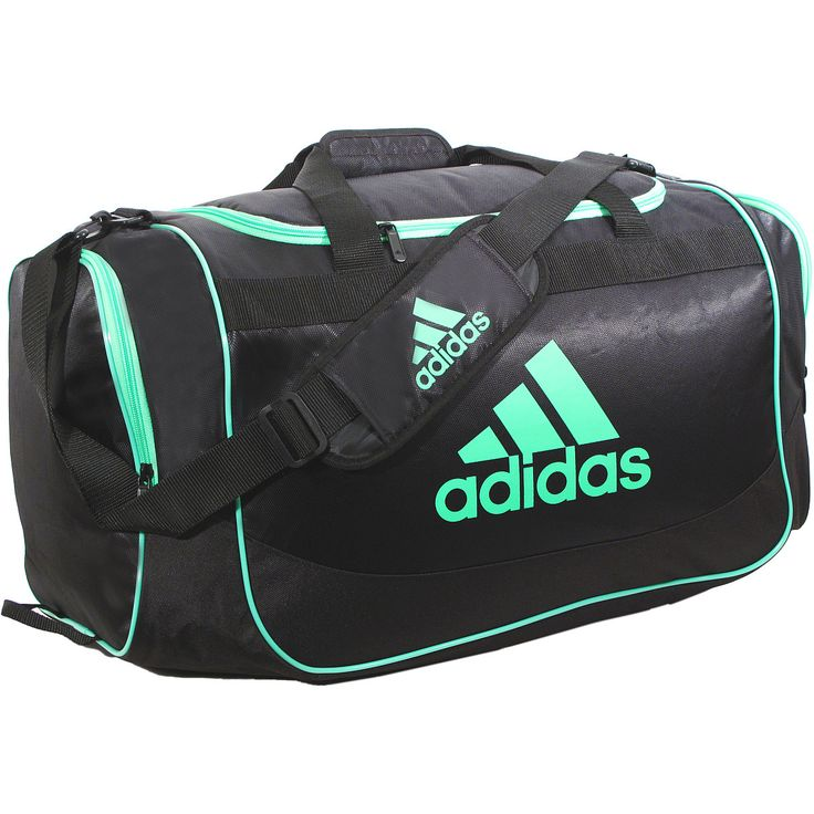 adidas Defender Duffle Bag - Medium - SportsAuthority.com