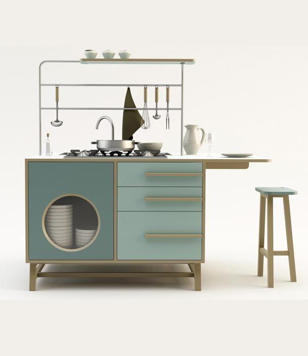 17 best images about retro 39 vintage design on pinterest for Cucine modulari