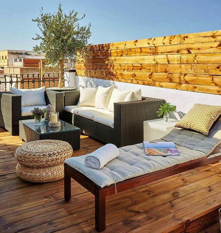 17 mejores ideas sobre jardines en azotea en pinterest for Jardines en la terraza