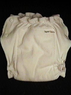 Sew Your Own Diapers: Fitted Side Snap