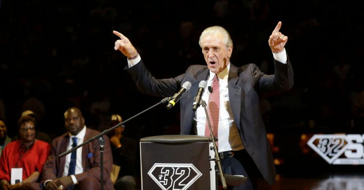 """Pat Riley and Heat strike out in free agency = The Miami Heat are different. When LeBron James left South Beach to return to Northeast Ohio, he wrote his four years with the Heat were """"like college,"""" but not in the way some twentysomethings wistfully....."""