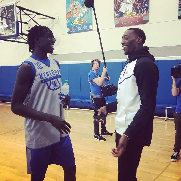 Bam Adebayo Returns to Lexington | Kentucky Sports Radio