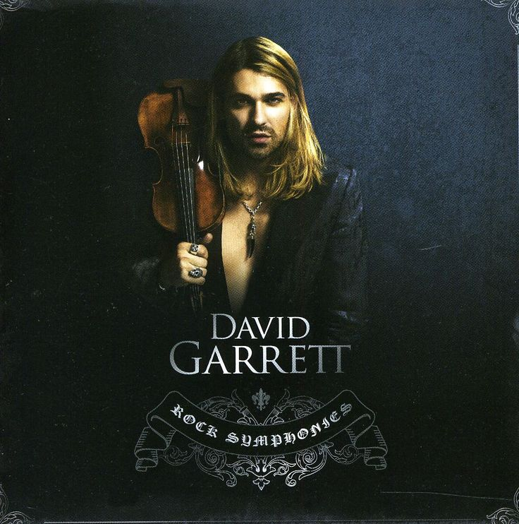After a self-titled release that flirted with pop crossover, violinist David Garrett dives deep into that world with his 2010 effort, an album that rocks like it's 1766. Most arrangements are simple a