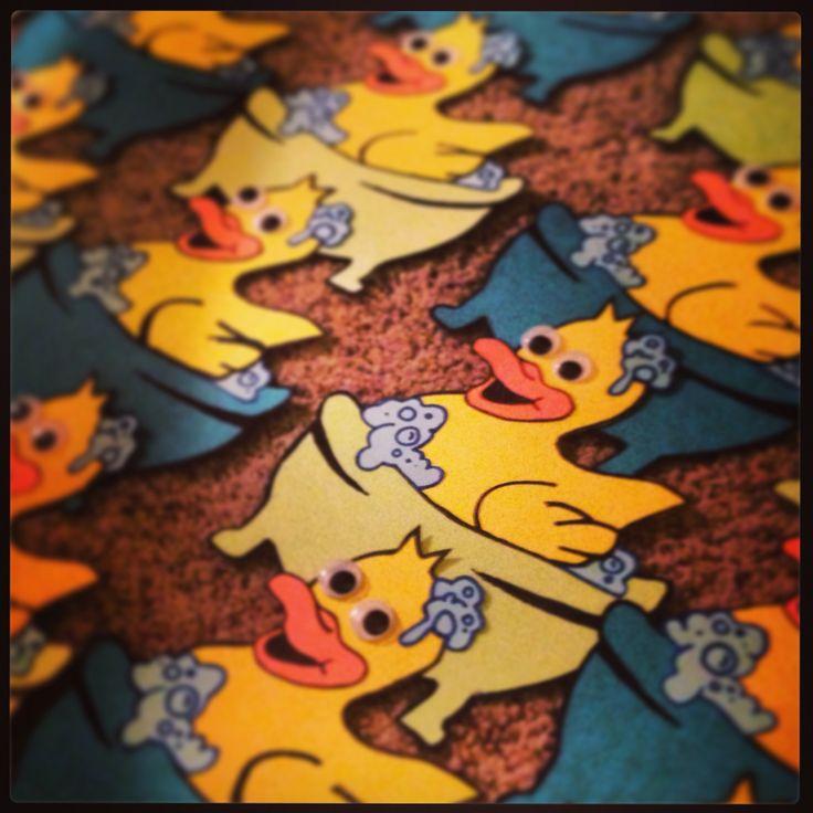 Rubber duck door decs just because they are so cute & 49 best Door Decorations: Animals images on Pinterest | Door decs ...