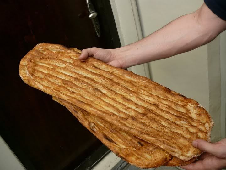 1000 images about culinair flatbreads barbari bread on pinterest. Black Bedroom Furniture Sets. Home Design Ideas