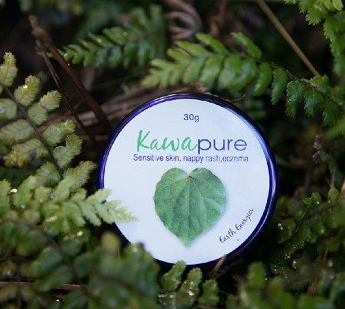 Kawa Pure from Earth Energies - gentle for dealing with skin irritations such as eczema, nappy rash, cuts, insect bites and more