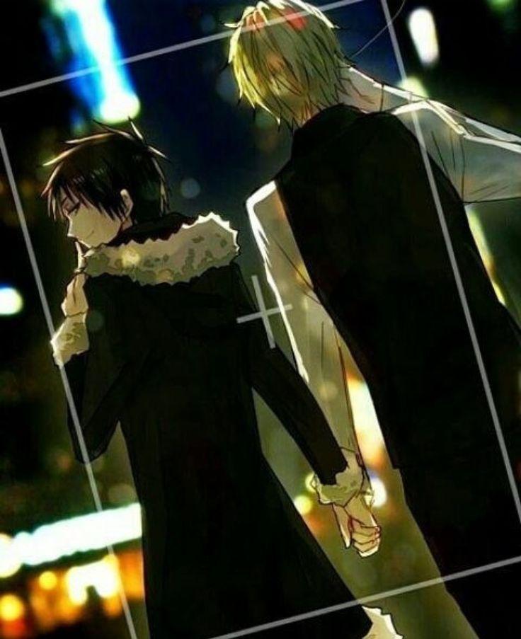 durarara!! | heiwajima shizuo x orihara izaya | shizaya