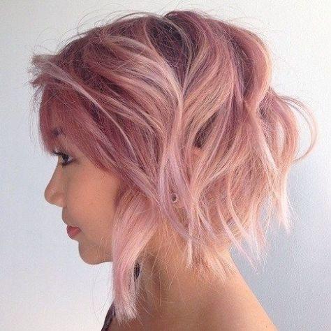 purple short hairstyles 2018 #short hairstyles #short hairstyles2018 #styles #styles2018