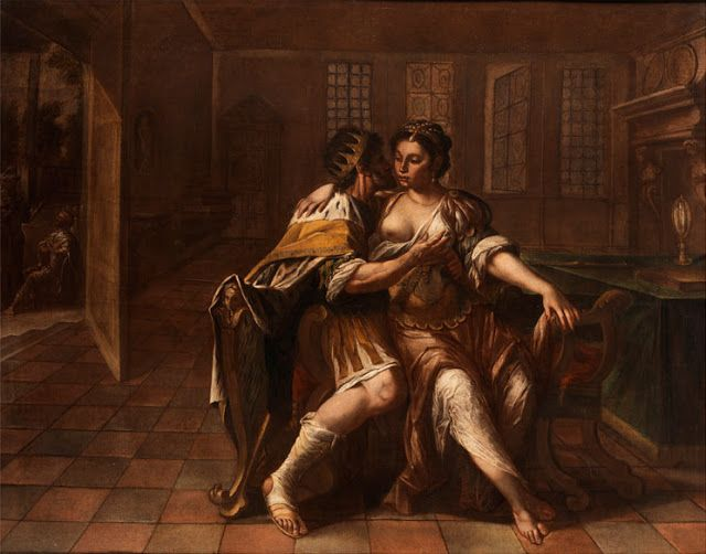 Despre cărţi, muzică, pictură şi oameni!: Femeile Bibliei în artă (1): Batșeba, una din cele opt soții ale regelui David