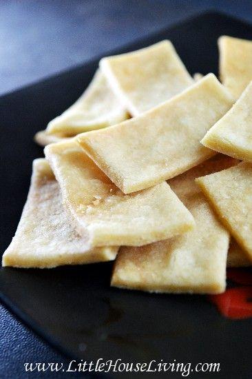 Hoe te Crackers maken