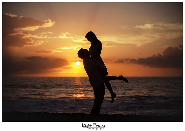 Hawaii Beach Sunset Couple 126 best couples poses...