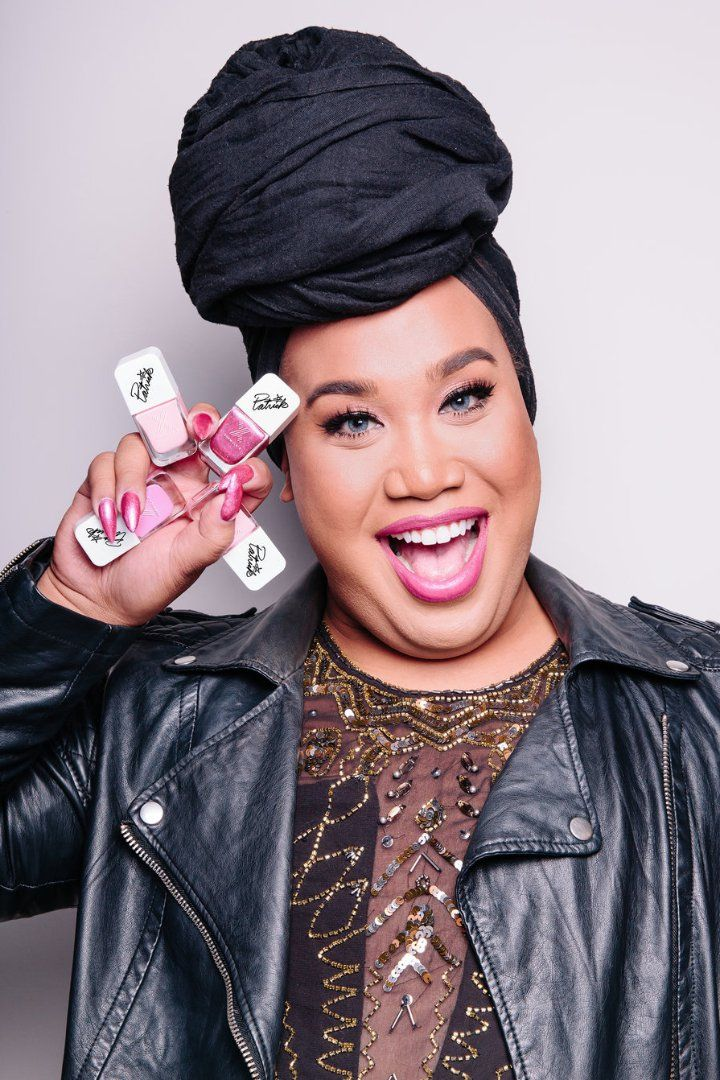 How to Have Sassy Nails, According to YouTuber Patrick Starrr