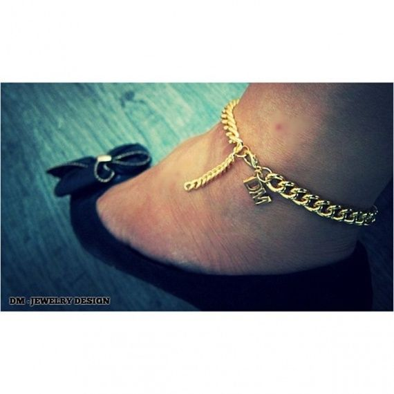 11 best images on Pinterest Jewelery Anklet and Anklet