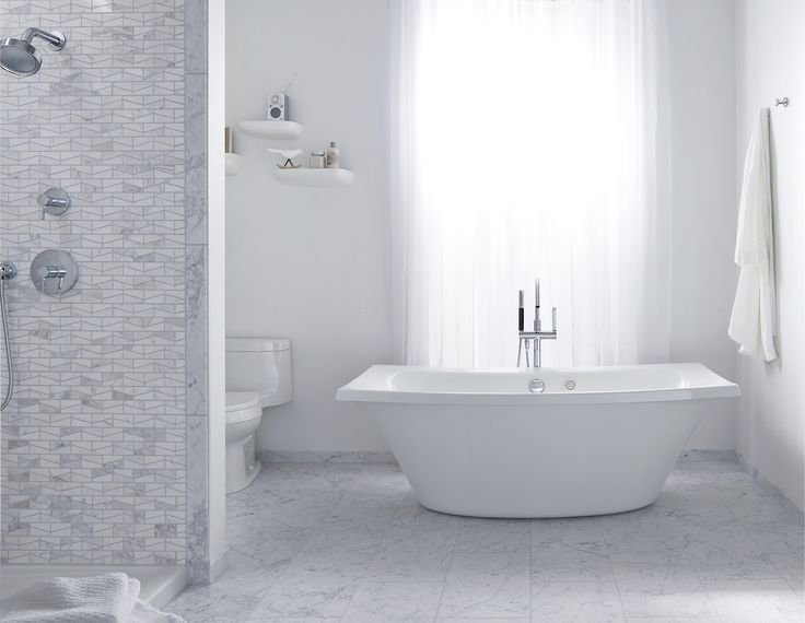 23 Best Images About Freestanding Baths On Pinterest