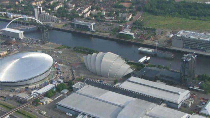 Armadillo and BBC Glasgow
