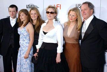 Image result for meryl streep family