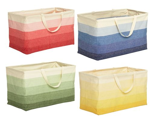 Collapsible ombré laundry basket from Umbra so I don't have to keep those big, bulky ones hanging around!