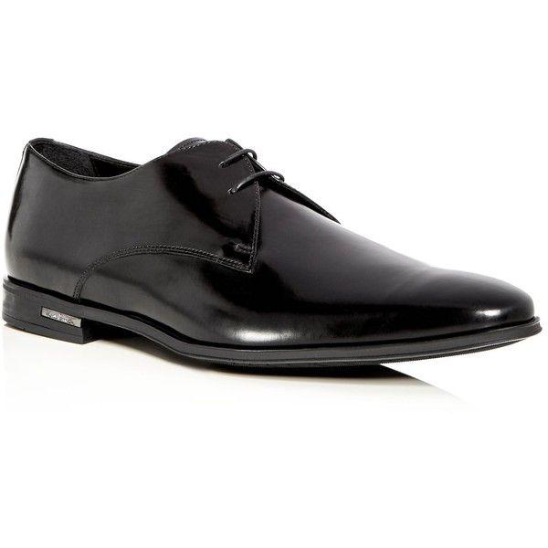 Paul SmithMen's Coney Leather Plain Toe Oxfords pa1J3vqMh