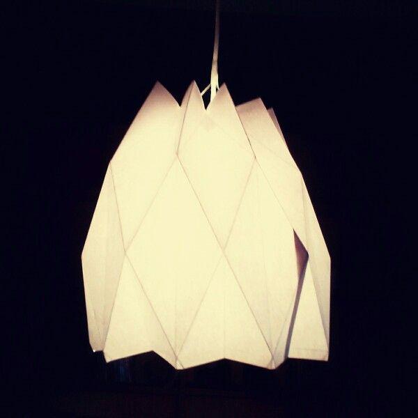 1000 Ideas About Abat Jour Origami On Pinterest D Cor D