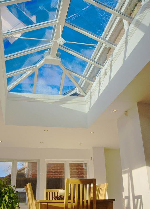 Lantern Roof - why not!