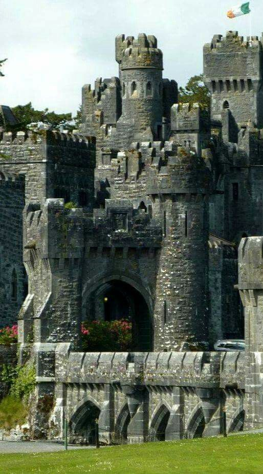 Ashford castle, Co. Mayo