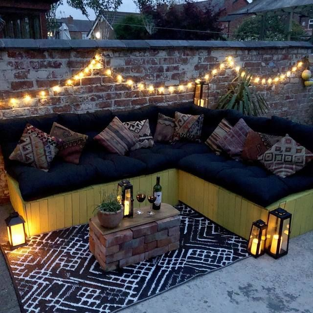 Garden Lighting Ideas Patio Garden Lighting Ideas Lights4fun Co Uk In 2020 Gazebo Lighting Festoon Lighting Garden Summer Garden Party