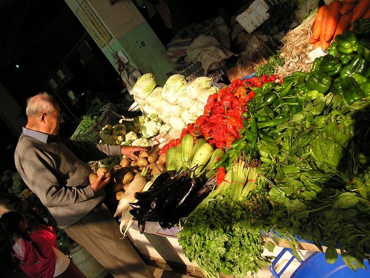 Changzhou Market