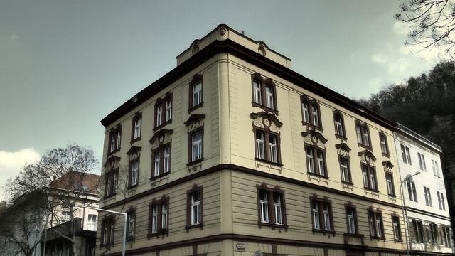 Pernerova ulice, Karlín #Prague
