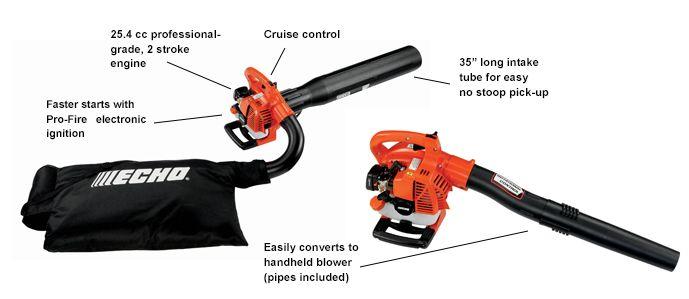 Es 250 Blowers Vacuums Outdoor Power Equipment
