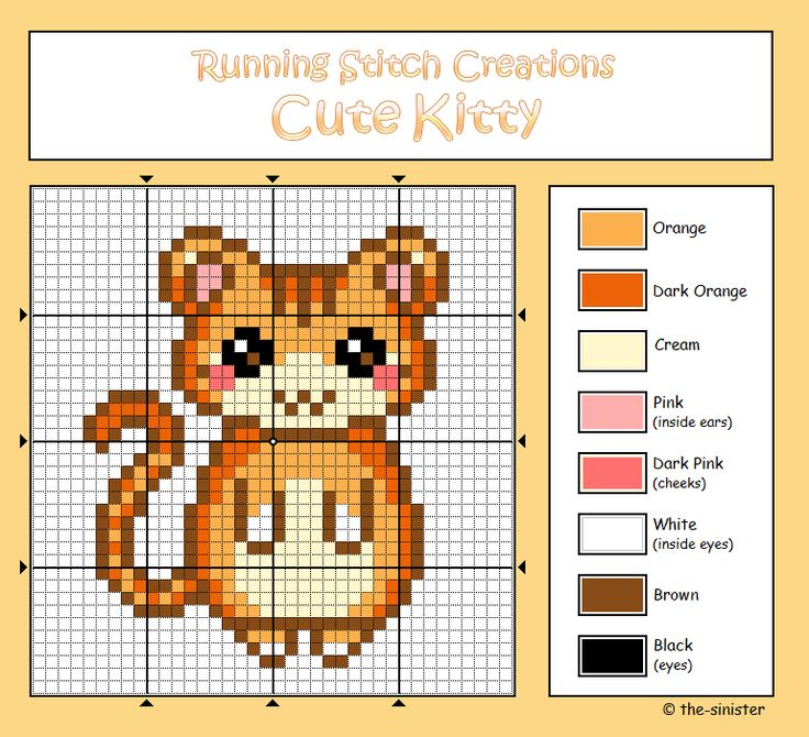 90 best Free charts Cats images on Pinterest Embroidery - free chart