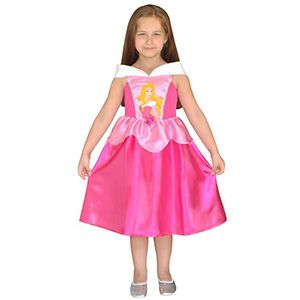 Uyuyan Güzel Klasik Kız Çocuk Kostümü 10-12 Yaş, doğum günü elbiseleri 12 yaş