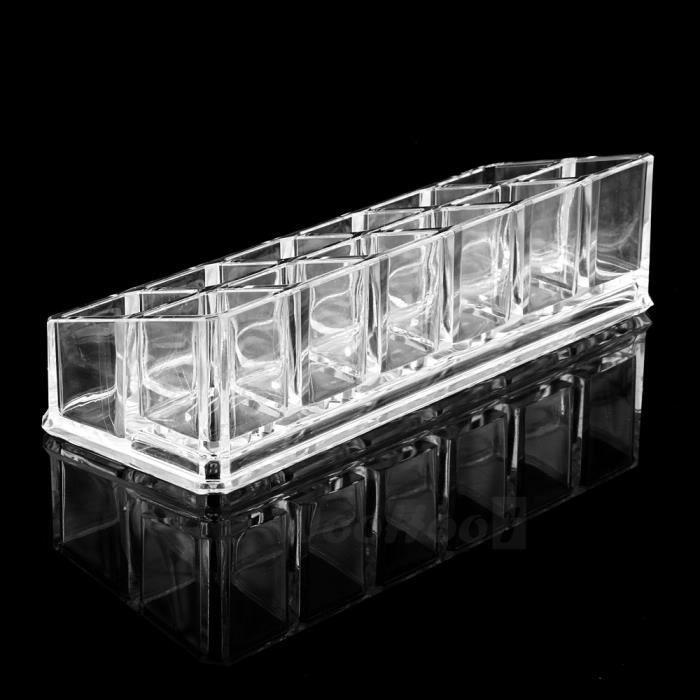 Acrylique Présentoir Boîte Rouge à lèvres Cosmé… - Achat / Vente présentoir d'étalage Acrylique Présentoir Boîte … - Cdiscount