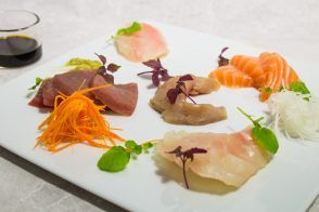 Recette de sashimi par Alain Ducasse