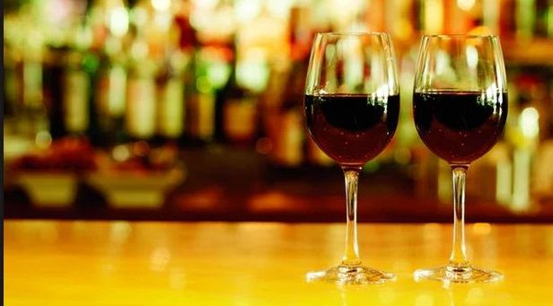 Mens Health No fun! Non-boozeic wine best for alleviateth ac