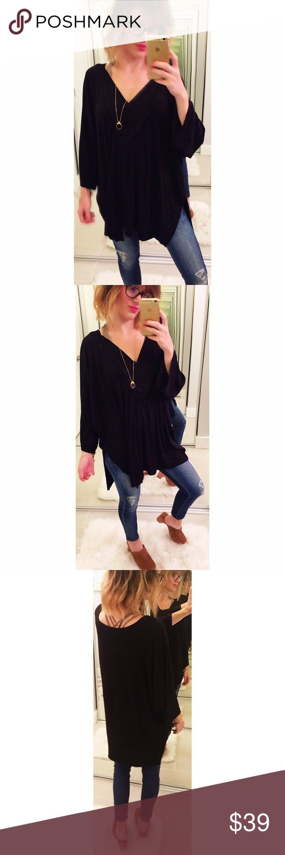➡️Rachel Pally Black Tunic⬅️ Such a boholicious tunic for your effortless style. No size tag, but it fits like a small/medium. 💕Offers welcome. Take 30% off your entire purchaseHi automatically at checkout when you use the bundle feature, or ask me to create a custom bundle for you. Happy Poshing!💕 Rachel Pally Tops Tunics