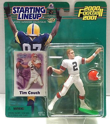 (TAS010042) - NFL Starting Lineup Football Action Figure - Tim Couch #2