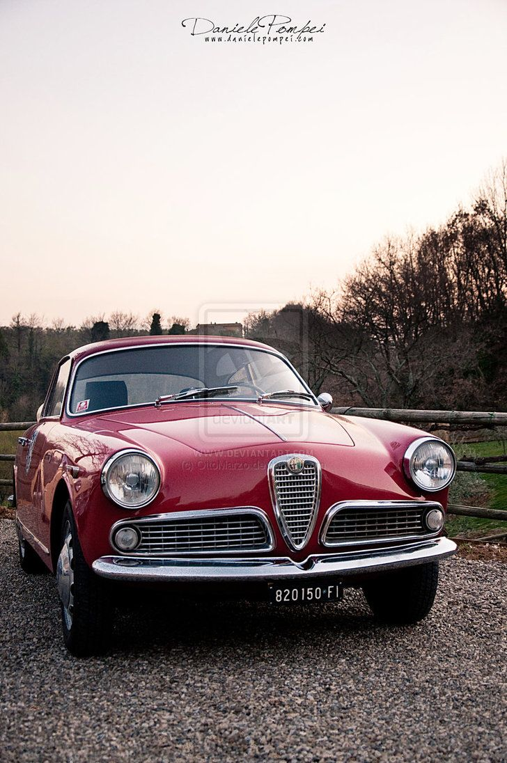 92 Best Alfa Romeo Images On Pinterest Vintage Cars Antique Wiring Diagram 5 10 From 54 Votes Giulietta Sprint