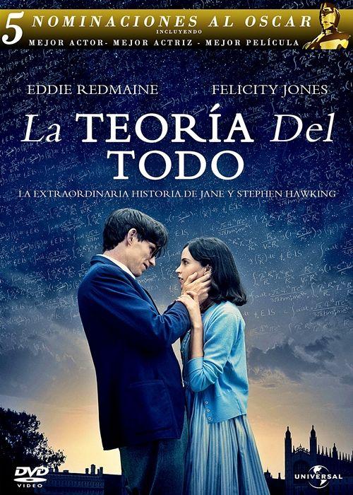 La teoría del todo (2014) Reino Unido. Dir: James Marsh. Drama. Romance. Biográfico. Enfermidade. Relixión - DVD CINE 2390