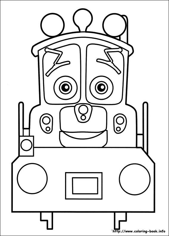 find this pin and more on chuggington by halminak chuggington 04 coloring page