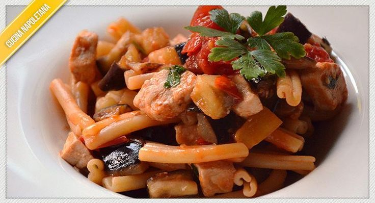 Pasta con il ragù di pesce spada, ricetta napoletana