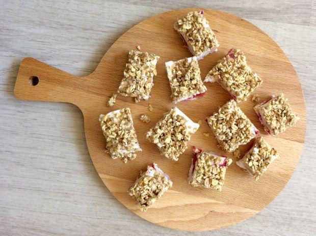 Kwarkbrokken met fruit en cruesli – Sport Foodblog