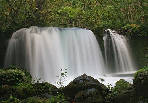 Cascate Choshi - Giappone