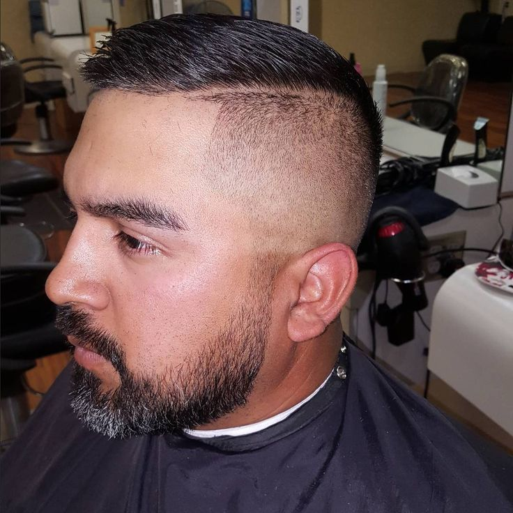 Had to hook this dude up for his 35th Birthday!!! Happy Birthday Johnny I love you and wish you many ma y more!! (That line at the beard is from his sunglasses not from me) lol his haircut was social media worthy.. Lol #happybirthday #brother #lovehim #supercuts #askforme #linedup #edged #shortcombover #highfade #faded #hardpart #haircuts #socialmediaworthy http://www.butimag.com/edged/post/1478029668400801142_284347575/?code=BSDBCcIhKV2