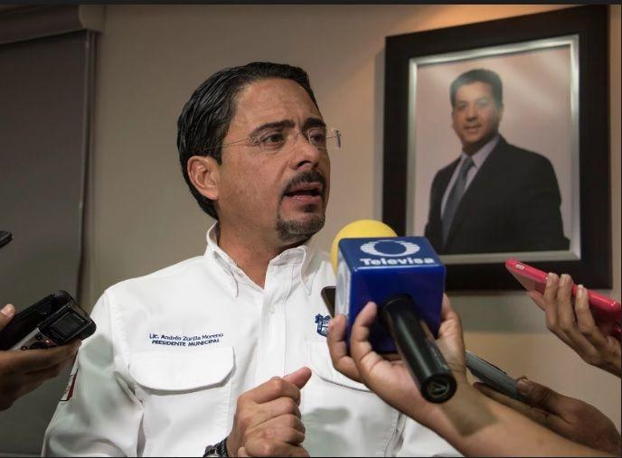 VIDEO: Andrés Zorrilla reconoce el apoyo del Gobernador Cabeza de Vaca en tema de seguridad