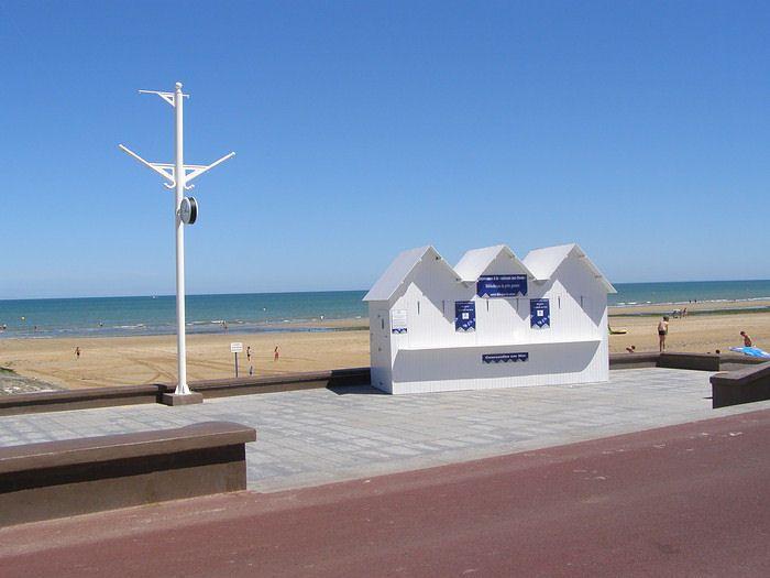 Courseille sur mer, Normandie, France
