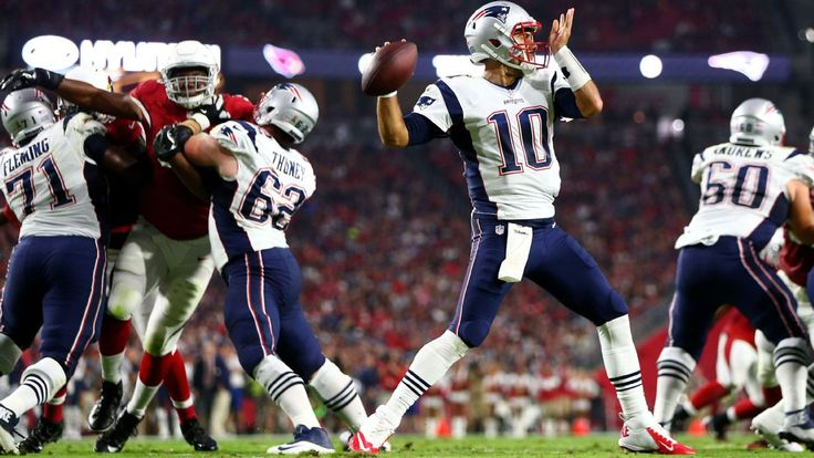 Would Patriots, Jimmy Garoppolo consider 1-year, $24 million extension?