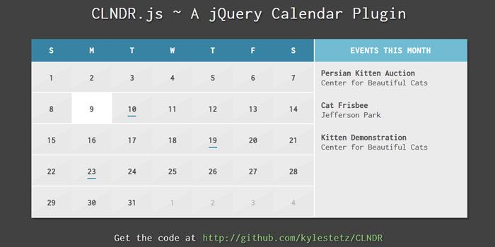 10 Fresh jQuery Plugin for Developers
