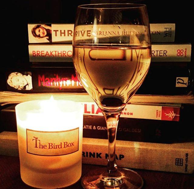 The Bird Box and Wine 🍷